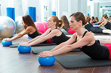 Pilates_Gymwelt_Übersicht